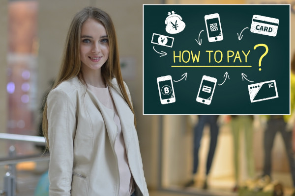 ケノン購入時の支払方法、どれを選びますか?